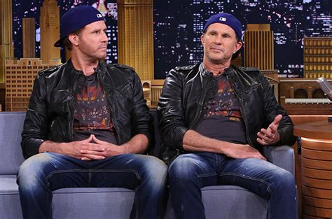 Will Ferrell and Chad Smith Team Up for Red Hot Benefit