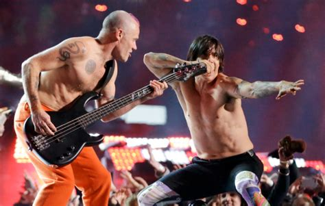 Red Hot Chili Peppers working on new album with super