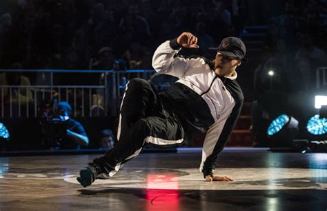 B-boy Menno From the Netherlands Wins the Red Bull BC One