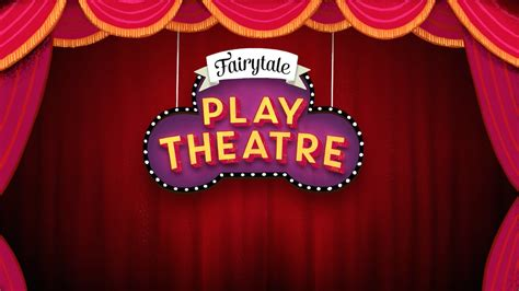 Fairytale Play Theatre by Nosy Crow [TEASER TRAILER] - YouTube